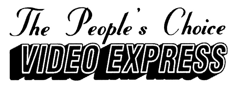 The Peoples Choice Video Express Store